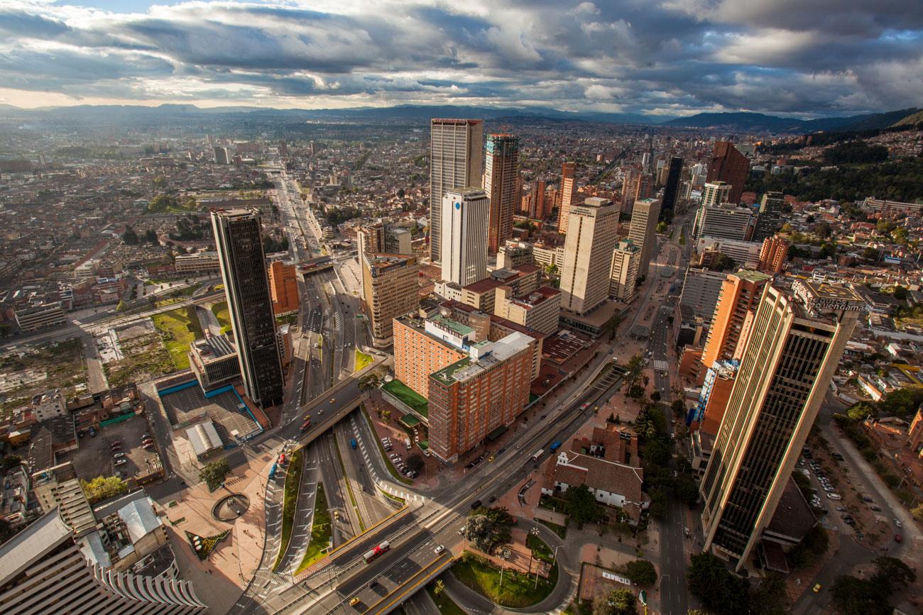Reasons to love bogot lure city guide bogota for Barrio ciudad jardin norte bogota