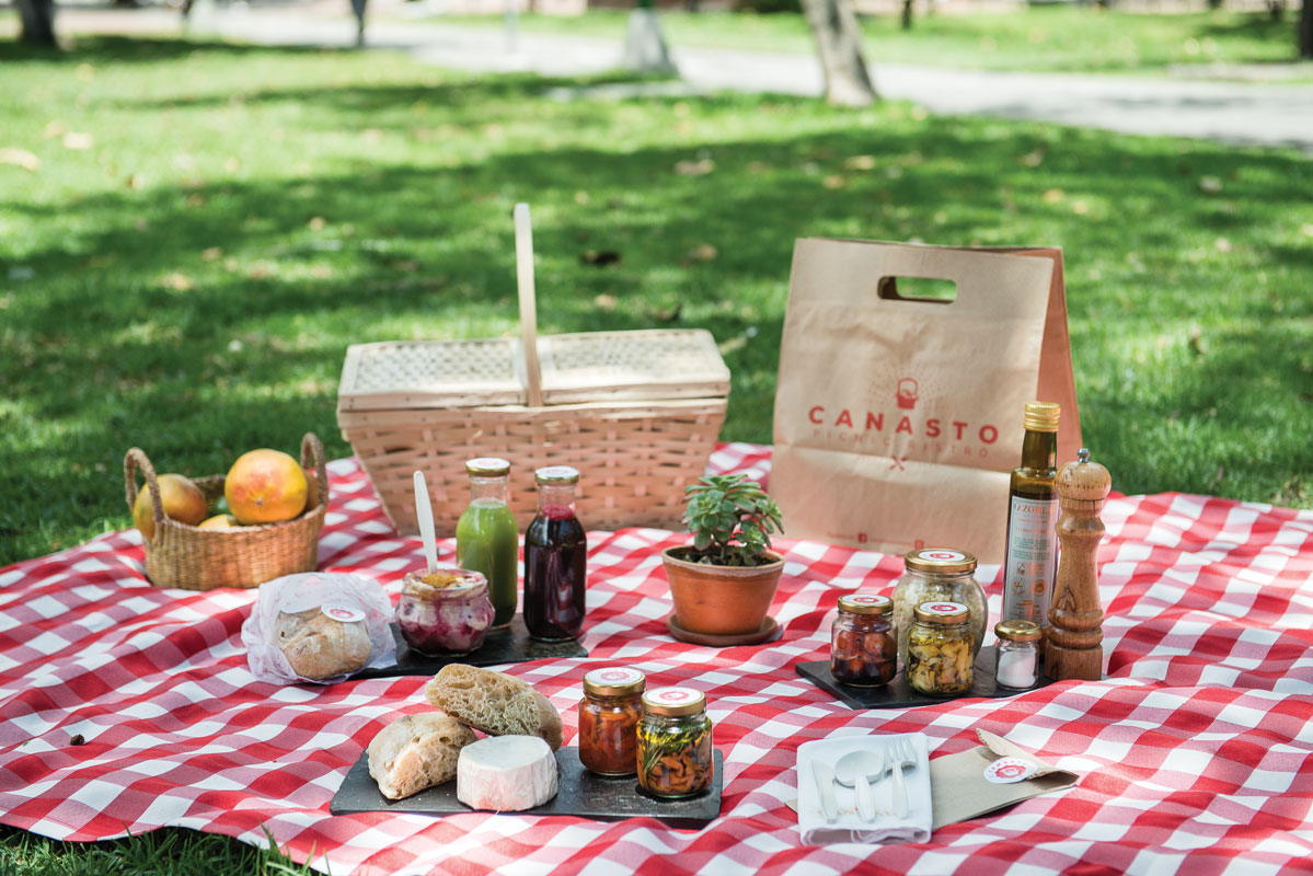 Picnic by Canasto