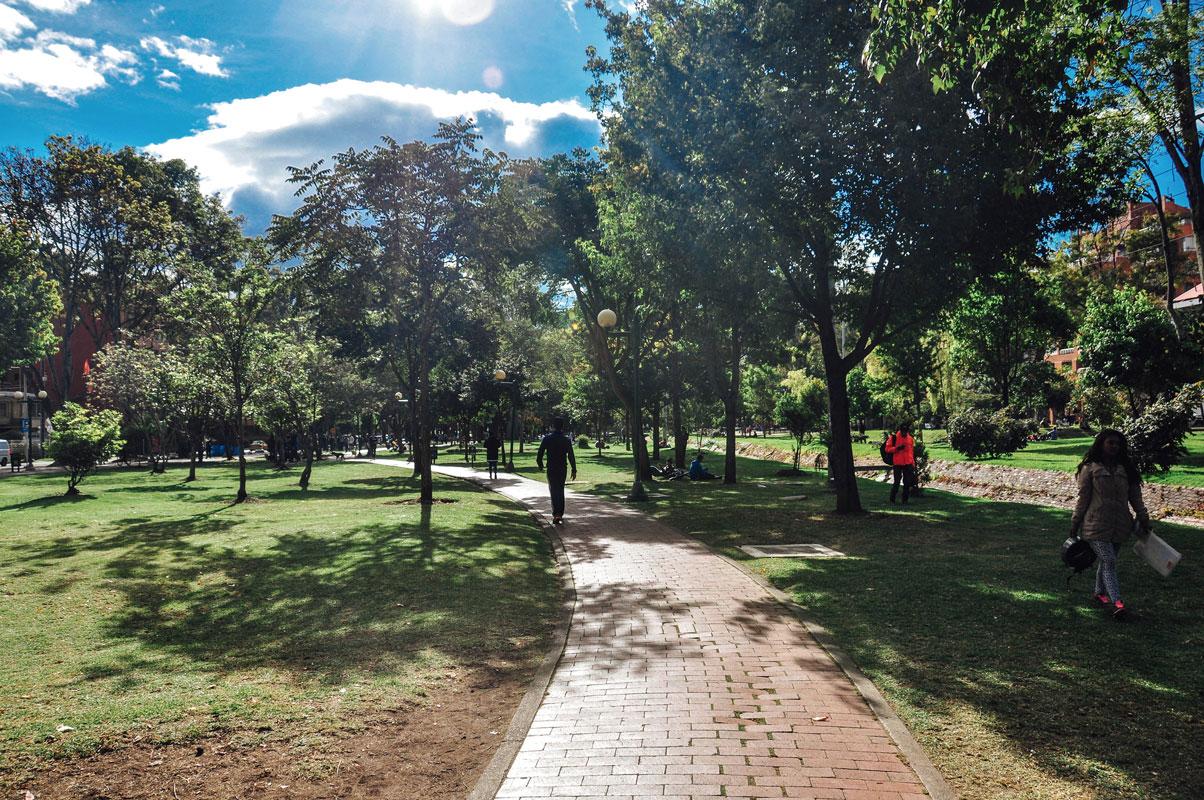 Parque El Virrey