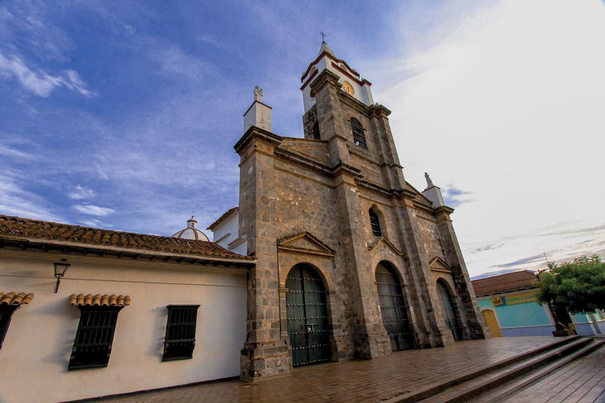 Catedral del Rosario