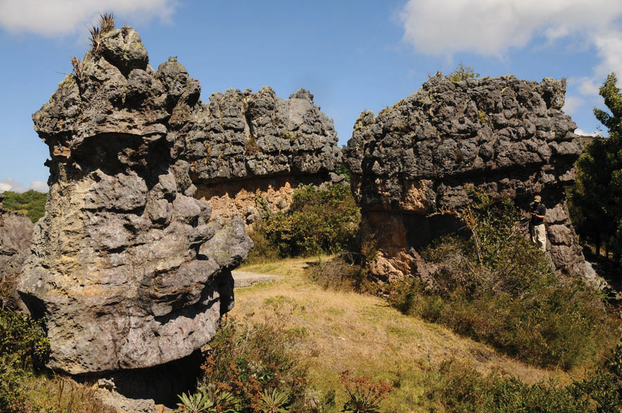 La Roca de Las Aves