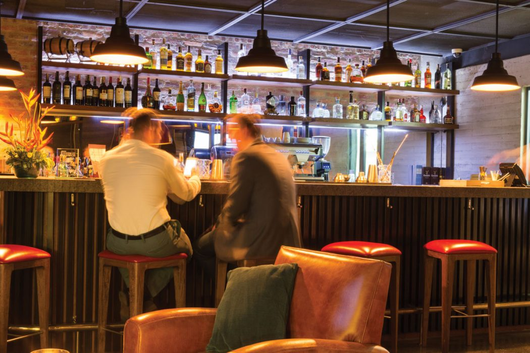 Top 5 spots for a tipple