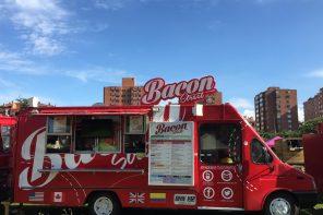 Top 5 food trucks en Bogotá