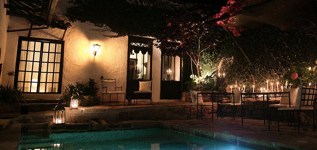 <center align>Hotel Hacienda Baza</center align>