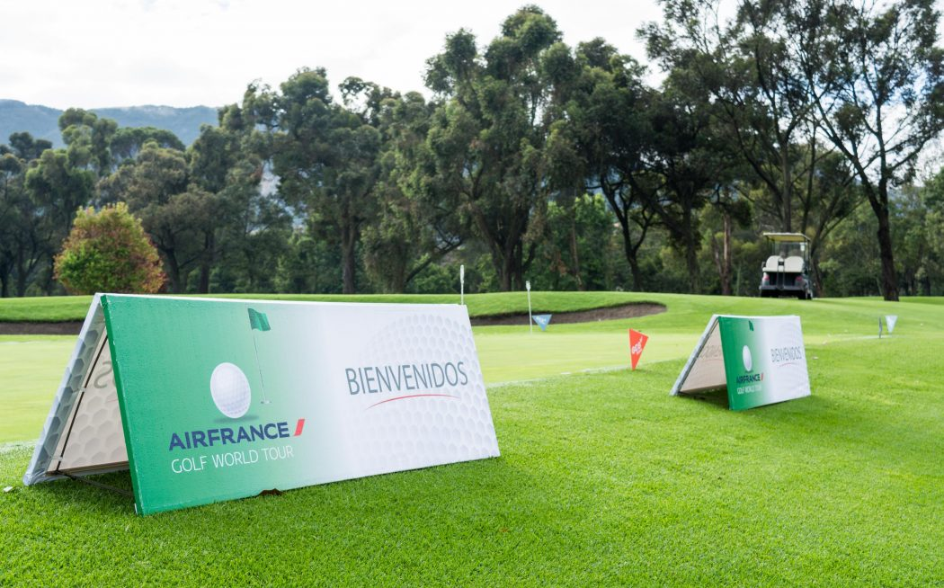 Air France Golf World Tour 2018 Colombia