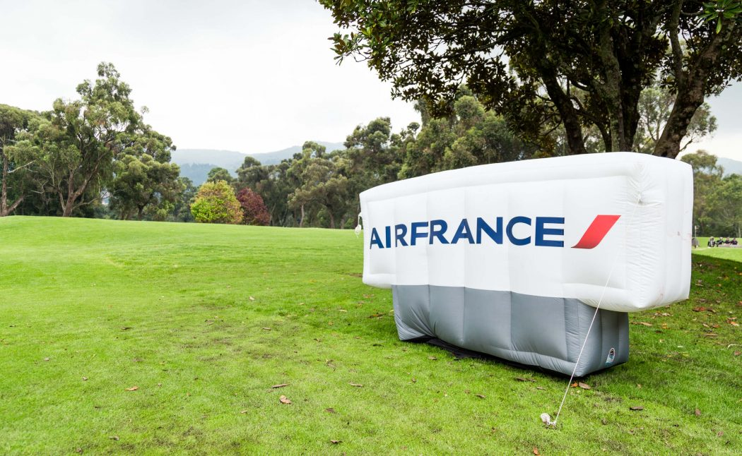 Air France Golf World Tour Colombia 2018