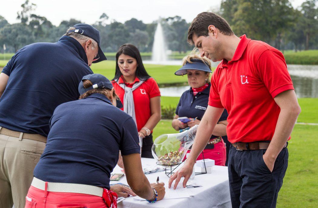 StarBox en el Air France Golf World Tour Colombia 2018