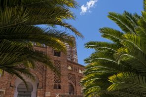 La Plaza de Toros de Santamaría