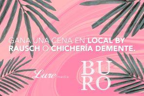 CONCURSO LURE + BURO