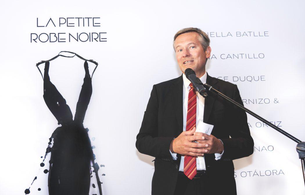 Gauiter Mignot (Embajador de Francia en Colombia)