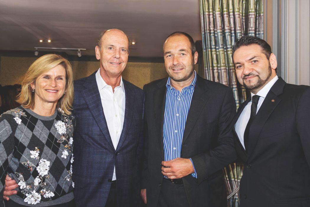 Lina Soto, José Jesús Robledo, Boris Kruijssen, David Kianni