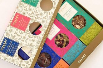 Nuazet Chocolates, sensory delight