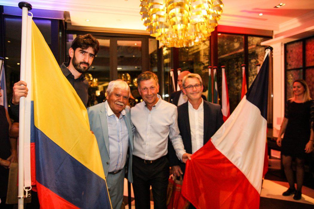 Air France Golf World Tour, París, septiembre de 2018