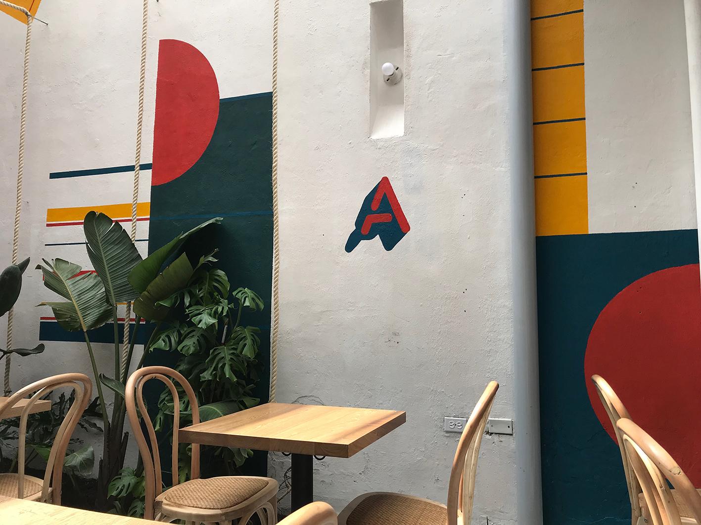 <CENTER>Café Azahar</CENTER>