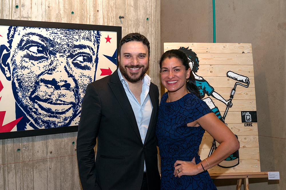 Eduardo Salazar Yusti y Daniela Camero Rosso