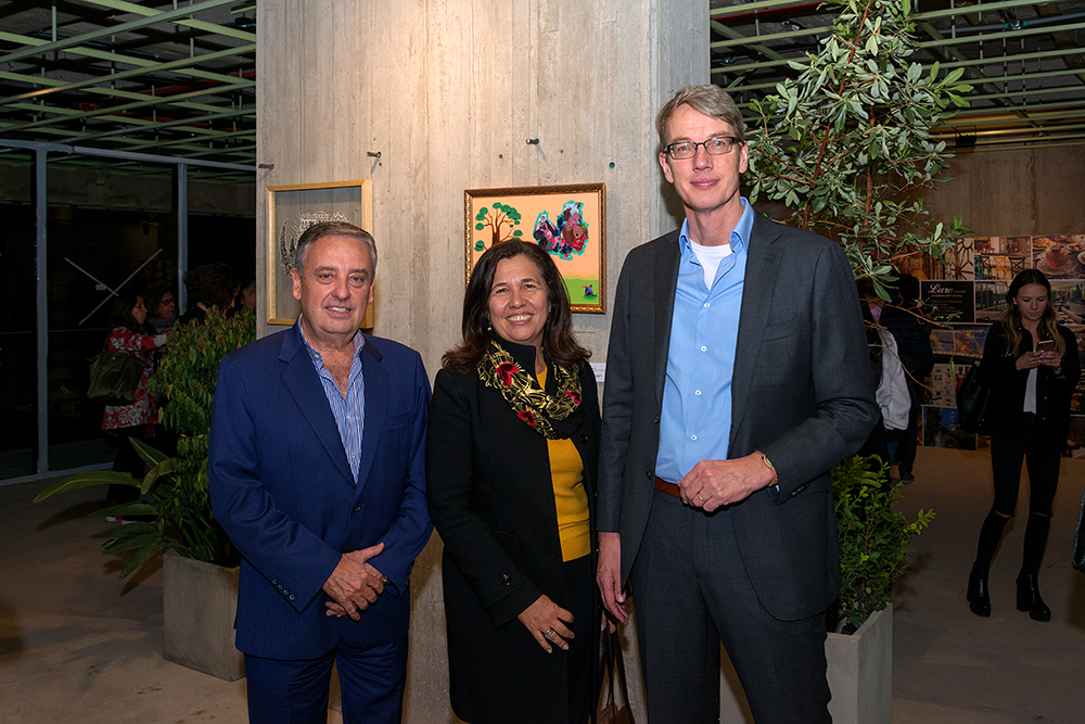 Juan Bernardo Galvez, Catalina Ramirez, Jeroen Roodenburg