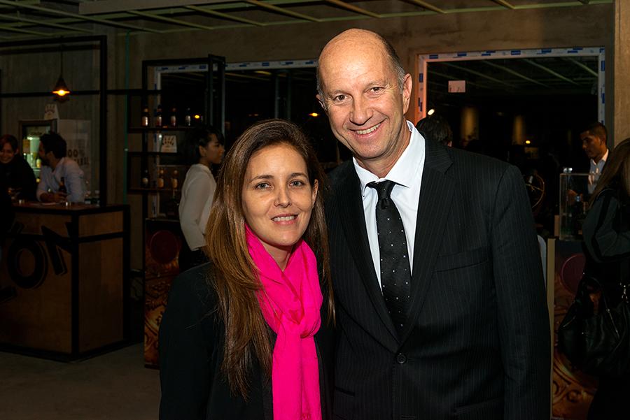 Maria Fernanda Castro y Pablo Vallejo