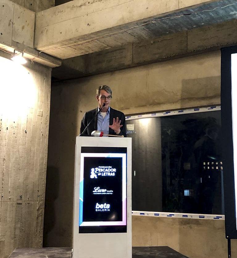 Jeroen Roodenburg - Embajador de los Paises Bajos