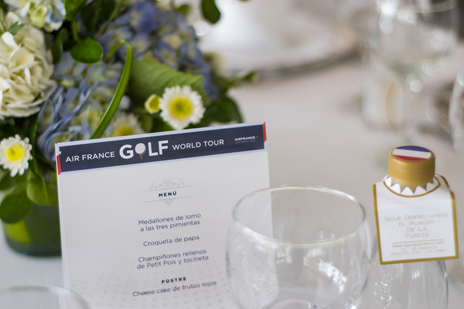 Air France Golf World Tour Colombia 2019