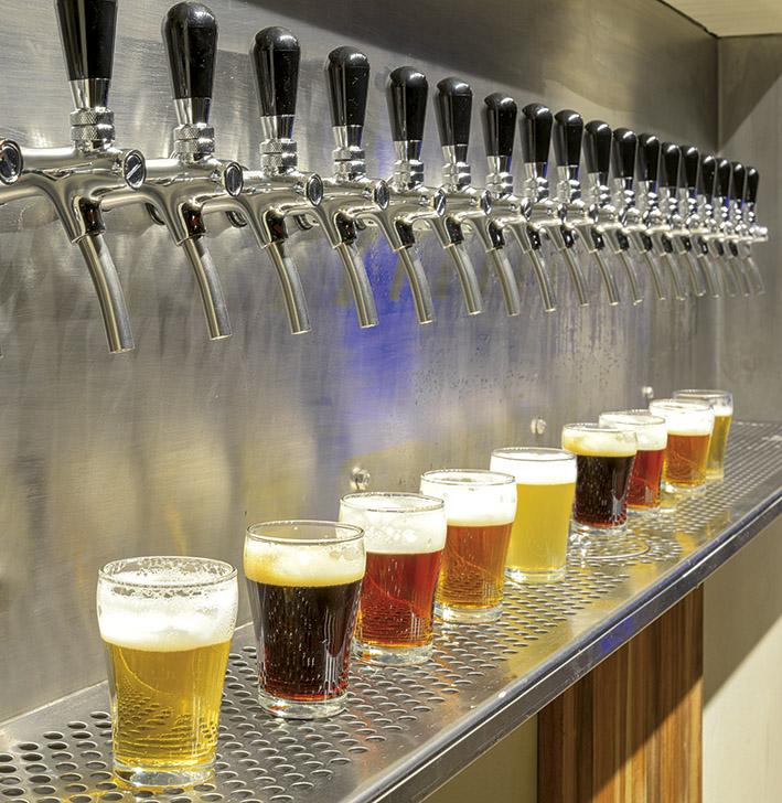 Tour Gastronómico - Cata de tres cervezas artesanales   $15.000