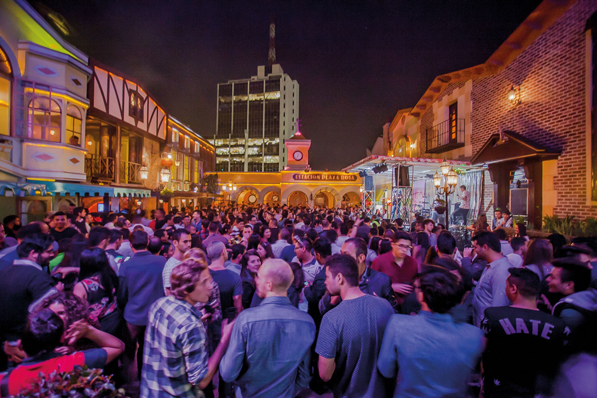 Best After Hours Lure City Guide Bogota