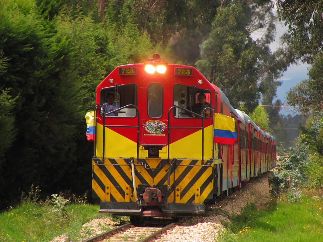 <center align> Tren por la Sabana</center align>